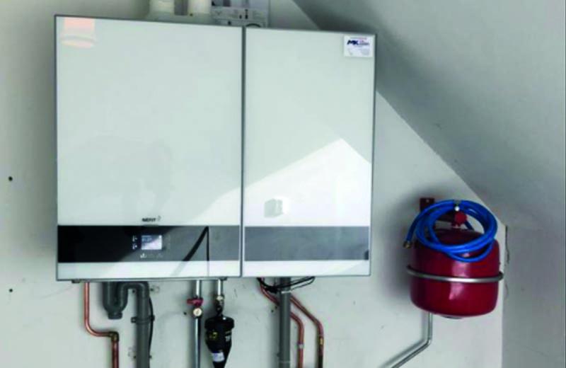 Gasgestookte installaties
